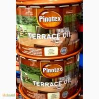 Пинотекс терасоил pinotex terasoil10л/3000грн-Масло для деревянных терас.Эффективно впит