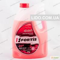 Антифриз Fortis G12 Red (красный) 5кг