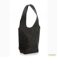Женская сумка из войлока модель 5