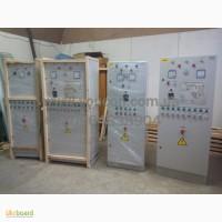 Электрошкафы (пульты управления) линиями гранулирования ОГМ и АВМ