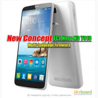 TCL Hero N3 Y910 Android phone 5MP+13MP 5P Dual sim1080P 6.0IPS 2G MTK6589T International