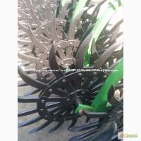 Ротационная борона мотыга мотика John Deere 400 (6, 9, 12 м)
