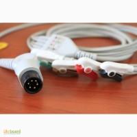 Кабель ЭКГ для кардиомонитора