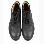 Кожаные ботинки Clarks Devington Hi - классика, стиль и комфорт