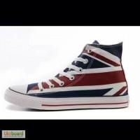 Кеды Converse British Style высокие и низкие