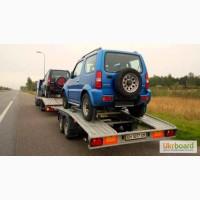 Эвакуатор Автовоз Перевозка АВТО с колесами Одесса Украина Европа