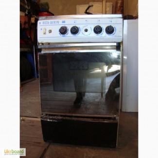 Продам б/у кухонную эл.печь