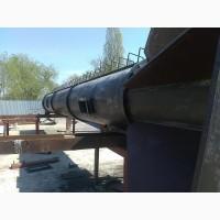 Дымовые трубы, стальные, промышленные