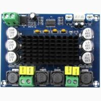 Підсилювач цифровий D-клас, 2*120Вт /AUX