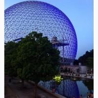 Живу в Канаде, провинция Квебек, город Монреаль