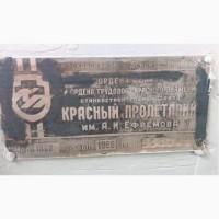 1К62 - Универсальный токарно-винторезный, РМЦ 1000мм, 1966