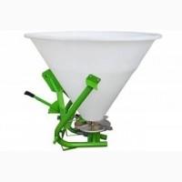Разбрасыватель удобрений Jar Met 500 л. Пластик