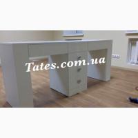 Маникюрный стол на 2-х мастеров