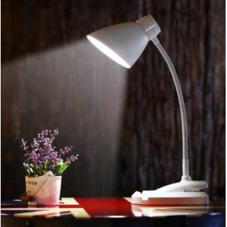 Remax RT-E500 Time Гибкая Портативная Led Настольная-Клипса Лампа с встроенным аккум