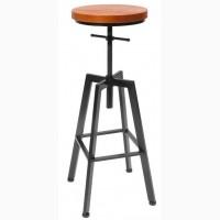 Есть Лофтовый барный стул Делия Ретро стул барный Делия индастриал лофт