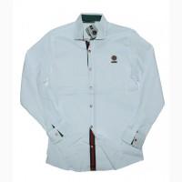 Красивые рубашки BlueLand для мальчиков, Турция, рост 134-164 см, цвета разные