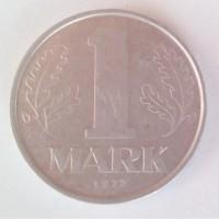 Монета. Германия - ГДР 1 марка, 1972