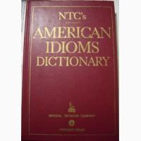 Продам Словарь американских идиом - NTC#039;s American Idioms Dictionary