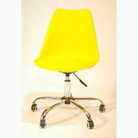 Стул офисный Милан, кресло офисное Milan Office пластик, мягкая сидушка