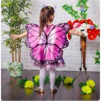 Карнавальный костюм Бабочки -Феи- Волшебницы, возраст 3-6 лет