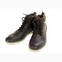 Ботинки LIVERGY 44 коричневый-бежевый M17-370046