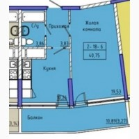 Квартиры в 48 Жемчужине (44 45), Каманина, Кадор, Аркадия. Рассрочка
