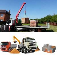 Стройматериалы на строительные участки – комплектация и оперативная доставка