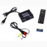 Тюнер DVB-T2 9956 с поддержкой Wi-Fi адаптера, Т2 ресивер тюнер