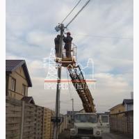 Подключение электричества к участку и дому под ключ Киевская область