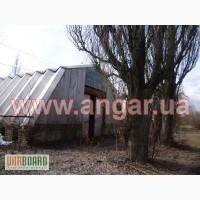 Продам Ангар 12х25 шатровый (2шт.)
