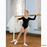 Детский танцевальный купальник для гимнастики Арина Балерина