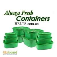 Набор из 10 контейнером для хранения продуктов Always fresh (Олвейс Фреш)