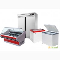 Витрина - торговый холодильник, шкаф морозилка (морозильник)