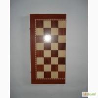 Шахматы - шашки - нарды, набор N2 средние , доска 48х48см.