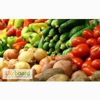 Возьму на реализацию овощи, фрукты