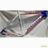 Рама велосипедная, алюминиевая, 21