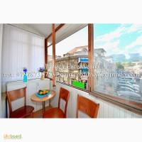 Сдам 2к. квартиру на набережной Ялты с видовым балконом