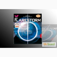 Накладка для тенісної ракетки Batterfly Flarestorm
