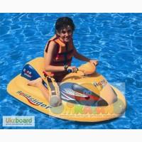 Детский водный скутер AQUA GLIDER (от 3 лет, 1460 930 830 мм, 5кг, насос)