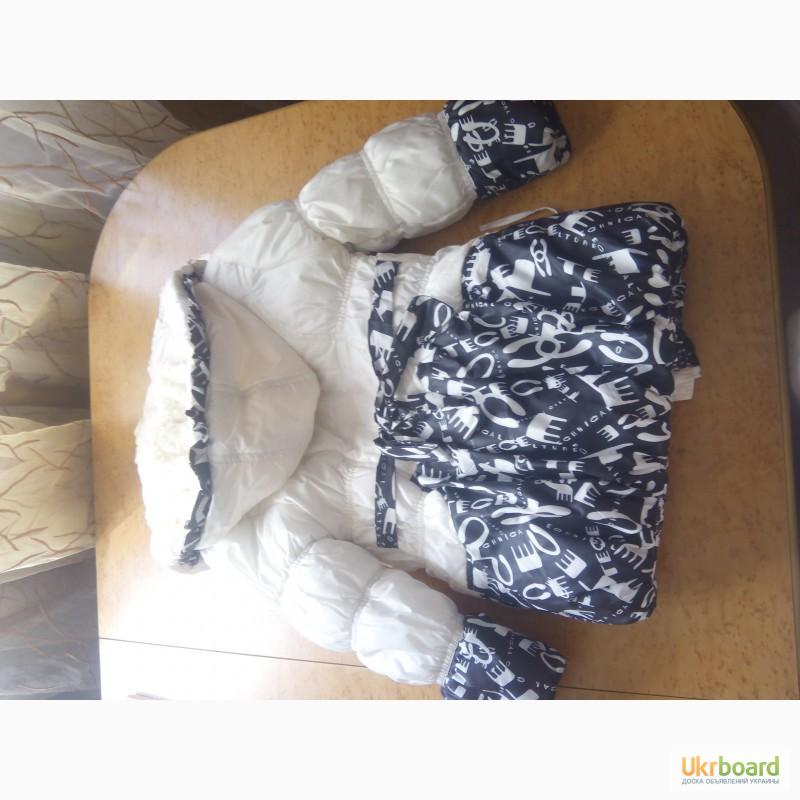 Зимняя одежда для девочек 2 года