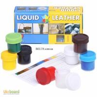 Набор для ремонта кожных изделья «Жидкая кожа», Liquid Leather (Ликвид Лизер)