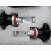 LED лампы головного света h11(h8, h9) G7 ― альтернатива ксенону, комплект 2 шт