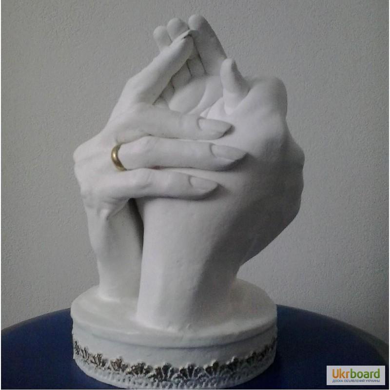 Где сделать слепок своей руки