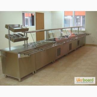 Линии раздачи питания поз заказ из отдельных модулей