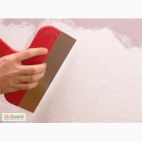 Шпаклевка покраска стен