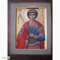 Продам икону Св. Георгия Победоносца