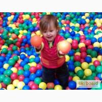 Шарики для сухого бассейна.детских лабиринтов, игровых комнат
