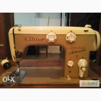 Швейная машинка K 214; hler Zick-Zack Automatic полностью в рабоче состояние