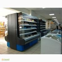 Регал горка холодильная РОСС Modena-П-2.0 новая на гарантии