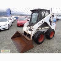 Мини-погрузчик Bobcat 773, 1850 м/ч, кабина (1449)